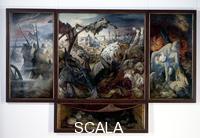 Dix, Otto (1891-1969) Der Krieg (Triptychon), 1929-1931