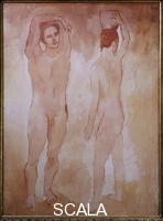 Picasso, Pablo (1881-1973) The adolescents, 1906