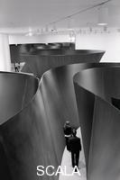 ******** Installation view of the exhibition 'Richard Serra Sculpture: Forty Years', MoMA, NY, June 3, 2007 through September 10, 2007; The Abby Aldrich Rockefeller Sculpture Garden, June 3, 2007 through September 24, 2007.