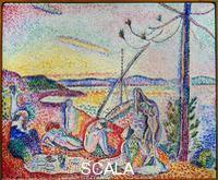 Matisse, Henri (1869-1954) Luxe, calme et volupte' (Luxury, Calm and Voluptuousness), 1904