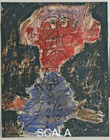 Dubuffet, Jean (1901-1985) Leautaud, Redskin-Sorcerer, November 1946