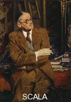 Blanche, Jacques Emile (1861-1942) James Joyce. 1935