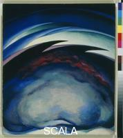 O'Keeffe, Georgia (1887-1986) Series I - From the Plains, 1919
