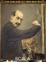 Liebermann, Max (1847-1935) Self-Portrait