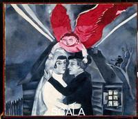 Chagall, Marc (1887-1985) Wedding, 1918