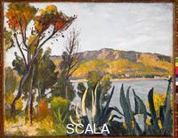 Marquet, Albert (1875-1947) Landscape (View of Agay), c. 1905