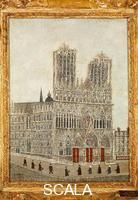 Vivin, Louis (1861-1936) Reims Cathedral, c. 1923