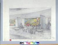 Wright, Frank Lloyd (1867-1959) Guggenheim Museum.