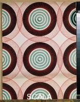 Rodchenko, Alexander (1891-1956) Textile Design, 1924