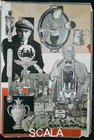Rodchenko, Alexander (1891-1956) Photomontage for Majakovskij's 'Pro Eto,' 1923