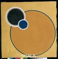 Rodchenko, Alexander (1891-1956) Yellow Composition, 1920