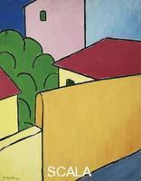 ******** Magnelli, Alberto (1888-1971). Landscape No. 1914