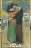 Picasso, Pablo (1881-1973) The Hug, 1900