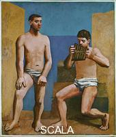 Picasso, Pablo (1881-1973) Pan Pipes, 1923