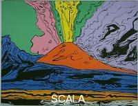 Warhol, Andy (1928-1987) Vesuvio