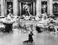 ******** Original Film Title: Dolce Vita, La. English Title: Sweet Life, The. Italian Title: Sweet Life, The. Film Director: Federico Fellini. Year: 1960. Stars: Anita Ekberg.