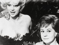 ******** Original Film Title: Giulietta Degli Spiriti. English Title: Juliet Of The Spirits. Italian Title: Juliet Of The Spirits. Film Director: Federico Fellini. Year: 1965. Stars: Giulietta Masina; Sandra Milo.