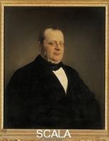Hayez, Francesco (1791-1881) Portrait of Cavour