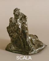 Rosso, Medardo (1858-1928) Man Reading, 1894