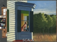 Hopper, Edward (1882-1967) Cape Cod Morning, 1950