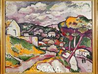 Braque, Georges (1882-1963) Estaque (1906)