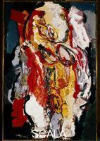 Appel, Karel (1921-2006) Roode naakt (Nudo rosso)