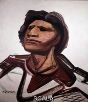 Siqueiros, David Alfaro (1896-1974) Cuauhtemoc - S Xx. Author: Siqueiros, David Alfaro. Location: Museum Of Modern Art, Mexico City.