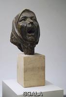 Gonzalez, Julio (1876-1942) Head of the Montserrat, II, 1942