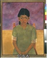 Kahlo, Frida (1907-1954) Portrait of Virginia, 1929