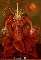 Kahlo, Frida (1907-1954) The Flower of Life (La flor de la vida), 1944.
