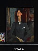 Modigliani, Amedeo (1884-1920) Jean Cocteau, 1916-17