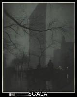 Steichen, Edward (1879-1973) The Flatiron, 1904, printed 1909