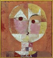 Klee, Paul (1879-1940) Senecio, 1922