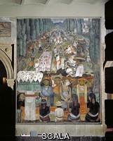 Rivera, Diego (1886-1957) Venerdì Santo nel Canale di Sant'Anna (Viernes de Dolores en el Canala de Santa Anita), 1923-24.