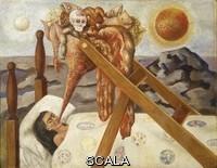 Kahlo, Frida (1907-1954) Sin Esperanza (Without Hopes), 1945.