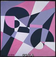 Balla, Giacomo (1871-1958) Piani circolari, 1924