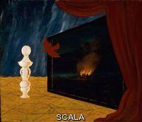 Magritte, Rene' (1898-1967) Nocturne, 1925