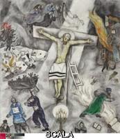 Chagall, Marc (1887-1985) White Crucifixion, 1938