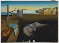 Dali', Salvador (1904-1989) La persistenza della memoria (La persistance de la memoire), 1931