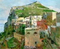 Robinson, Theodore (1852-1896) Capri, 1890