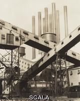 Sheeler, Charles (1883-1965) Ford Plant (Detroit), 1927