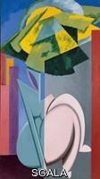 Magnelli, Alberto (1888-1971) Nudo diviso, 1917