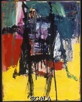 Kline, Franz (1910-1962) Untitled, c. 1959