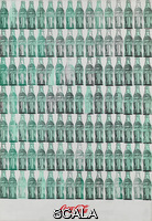 Warhol, Andy (1928-1987) Green Coca-Cola Bottles. 1962. Acrylic, screenprint, and graphite pencil on canvas. Overall: 82 3/4 x 57 1/8in. (210.2 x 145.1 cm). Purchase, with funds from the Friends of the Whitney Museum of American Art. Inv. N.: 68.25