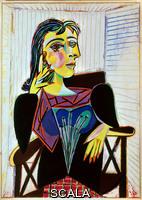 Picasso, Pablo (1881-1973) Portrait of Dora Maar, 1937