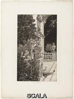 Klinger, Max (1857-1920) In Flagranti from Dramas, Opus IX (Dramen, Opus IX), first published 1883. Etching with chine collé from a portfolio of four etchings with chine collé and six etchings and aquatints with chine collé, plate: 18 x 12 9/16