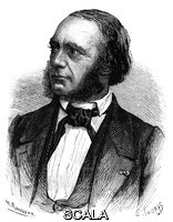 ******** Louis-Francois-Clement Breguet (1804-1883), French physicist and instrument maker. Breguet worked on the design of watches, clocks and scientific instruments. Together with Alphonse Foy, he developed an electrical needle telegraph in the 1840s. He did further work on telegraphy in the 1870s. He was made a member of the French Academy of Sciences in 1874. Breguet is one of the 72 French scientists whose names are written around the base of the Eiffel Tower. Artwork from 'Electricite' (1911) by French civil engineer Max de Nansouty (1854-1913), part of the 'Les merveilles de la science' series of 1867-1891 by Louis Figuier.
