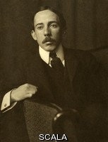 ******** Alberto Santos-Dumont (1873-1932), Brazilian aviation pioneer. The heir of a wealthy family, Santos-Dumont experimented in aeronautics in Paris, France, where he designed, built, and flew hot air balloons and early dirigibles. He won the Deutsch de la Meurthe prize in 1901 on a flight round the Eiffel Tower. He built a heavier-than-air aircraft, the 14-bis, and on 23 October 1906 he made the first powered heavier-than-air flight in Europe to be certified by the Aero Club de France and the Federation Aeronautique Internationale. Santos-Dumont suffered from multiple sclerosis and committed suicide in 1932.