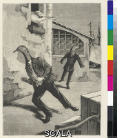 Ernst, Max (1891-1976) Une semaine de bonté (A Week of Kindness), 1934. Phototipy after collage,190 x 146 mm. Inv.: Ill. XX Ernst 1934, 2. Photographer: Christoph Irrgang