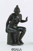 Maillol, Aristide (1861-1944) Leda, 1902. Bronze, 11 1/8 x 5 7/8 x 5 1/2